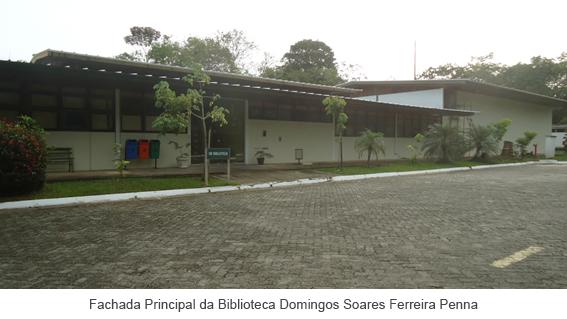Biblioteca Domingos Soares Ferreira Penna