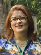 Roseny Mendes - Diretora Substituta e Coordenadora de Administração do Museu Goeldi