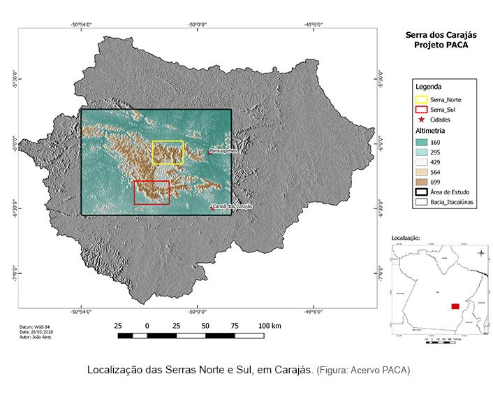 Em Carajás Estudos Comprovam A Origem Antrópica Da Floresta