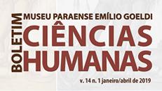 Boletim Ciências Humanas V14N1