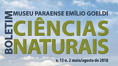 Boletim Ciências Naturais - v13 n12 - maio a agosto de 2018
