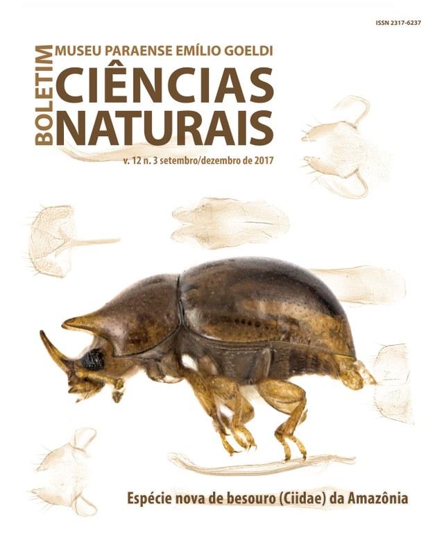 Boletim de Ciências Naturais