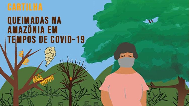 Live abordará queimadas na Amazônia. Acompanhe no canal do MPEG no Youtube