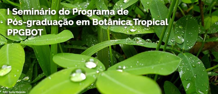 05 e 06 de março, no auditório Paulo Cavalcante - Campus de Pesquisa