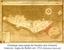 Destaque para igreja do Rosário dos Homens brancos, mapa de Belém em 1753.png
