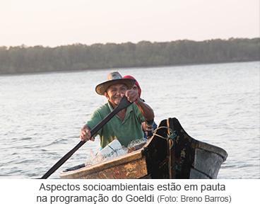 Aspectos socioambientais estão em pauta na programação do Goeldi