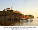 Forte de Santo Antônio de Gurupá: importante sítio arqueológico