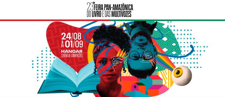 Confira os lançamentos do Museu Goeldi na Feira Pan-Amazônica do Livro.