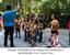 Parque Zoobotânico foi espaço de aventuras e aprendizado