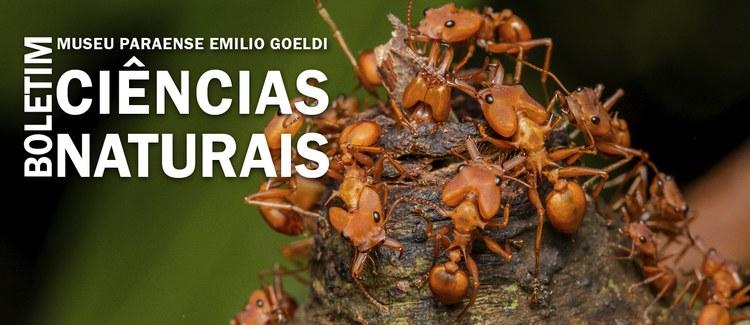 """Edição especial: """"A mirmecologia brasileira no século XXI"""". Envio de trabalhos até 20/12."""