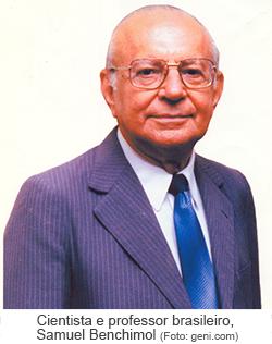 Cientista e professor brasileiro, Samuel Benchimol.png