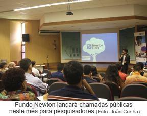 Fundo Newton lançarã chamadas públicas neste mês para pesquisadores