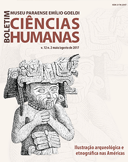 Boletim Ciências Humanas - volume 12, número 2
