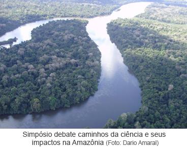 Simpósio debate caminhos da ciência e seus impactos na Amazônia