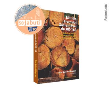 Livro publicado pelo Museu Goeldi é finalista do Prêmio Jabuti 2016