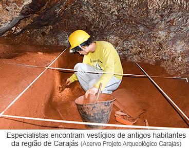 Especialistas encontram vestígios de antigos habitantes da região de Carajás.png