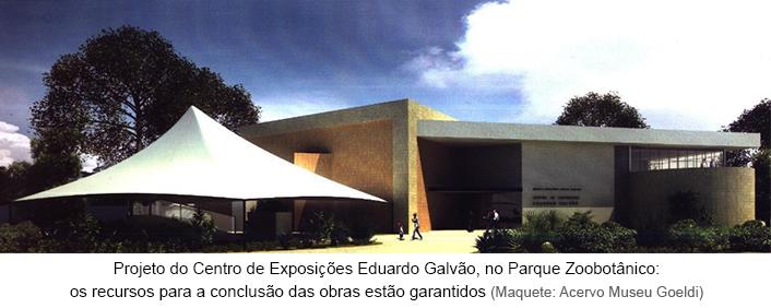 Centro de Exposições Eduardo Galvão