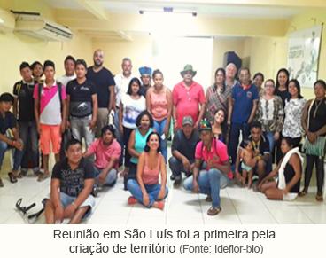 Reunião em São Luís foi a primeira pela criação de território.png