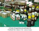 A Rede Bragantina já participa do Fetival há 4 anos