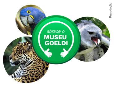 Campanha Abrace o Museu Goeldi