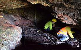 Escavações arqueológicas na Serra Sul, em Carajás.png