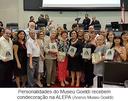 Personalidades do Museu Goeldi recebem condecoração na ALEPA
