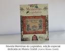 Revista Memórias do Legislativo, edição especial dedicada ao Museu Goeldi