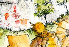 Aquarela de Mário Barata