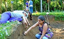 Até agora o projeto identificou mais de 50 sítios arqueológicos em Gurupá